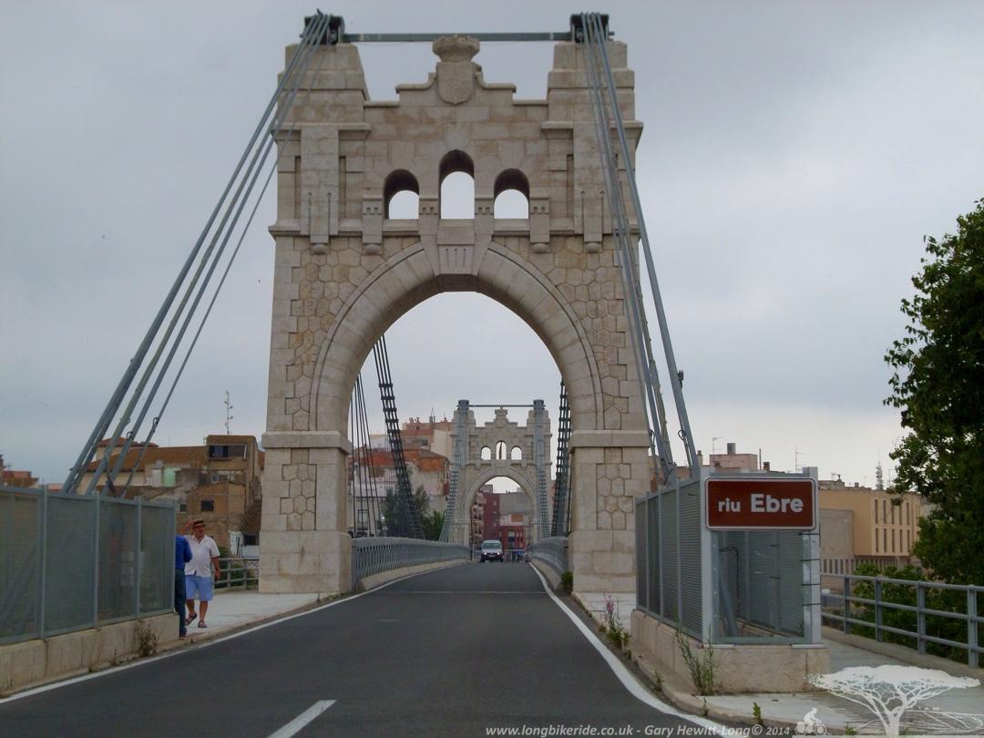 Amposta on the Ebro