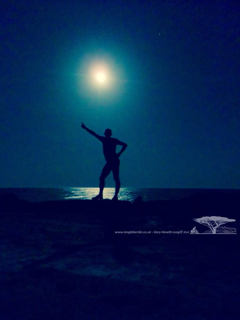 Blue moon..