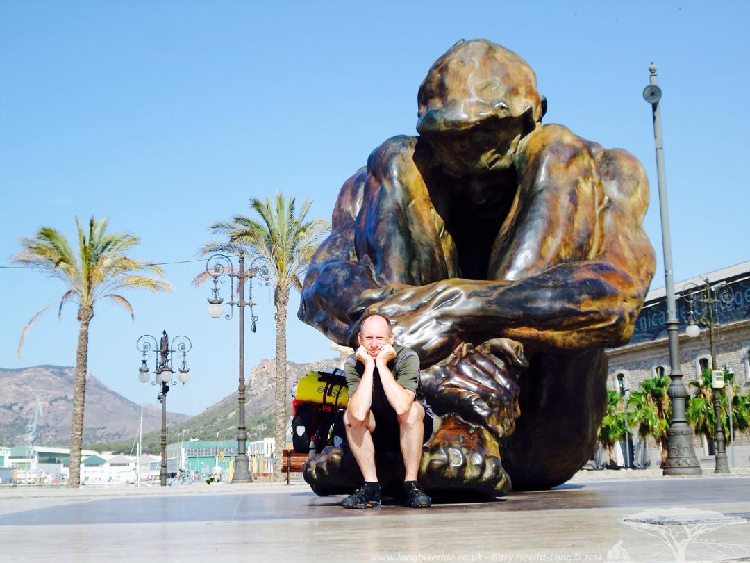Wonderful Bronze Statue