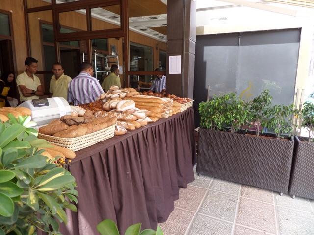 Boulangerie during Ramadan