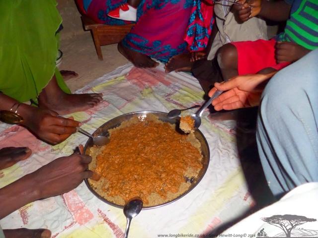 Senegalese Cous Cous