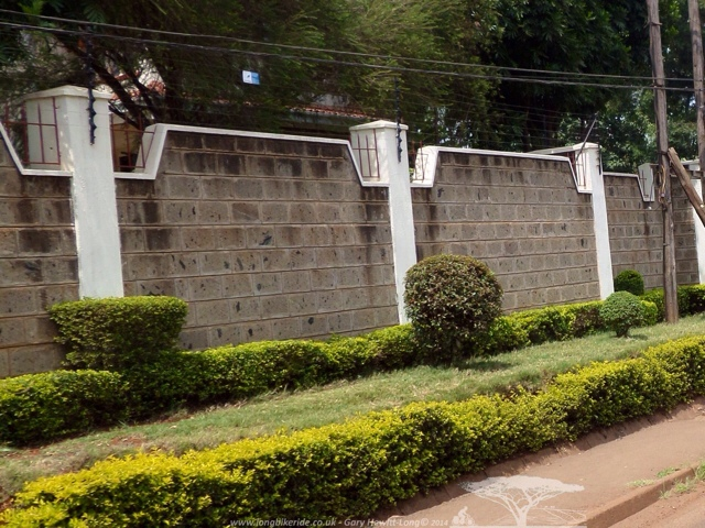Electric Fences in Nairobi