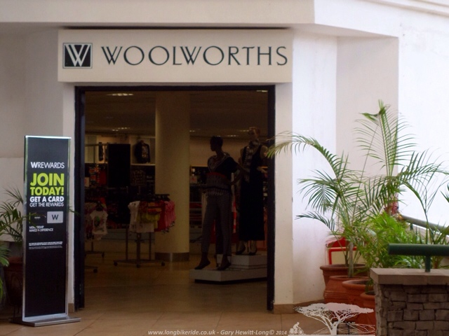 Woolworths, but not as we know it.
