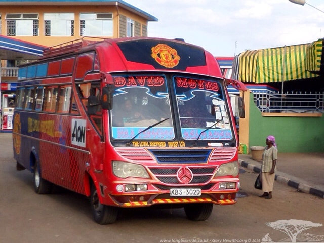 Manchester United.. Not the Team Coach..