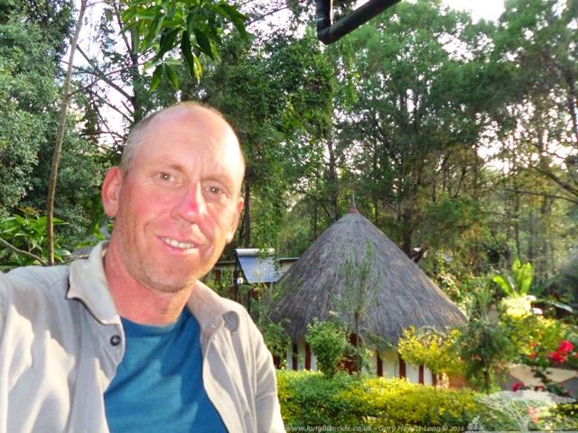 At Kongonis Camp, Nanyuki, Kenya