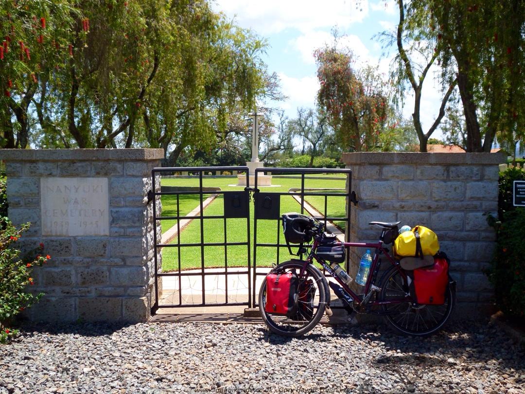 Nanyuki War Cemetery