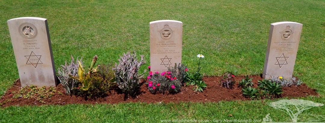 Jewish War Graves in Nanyuki