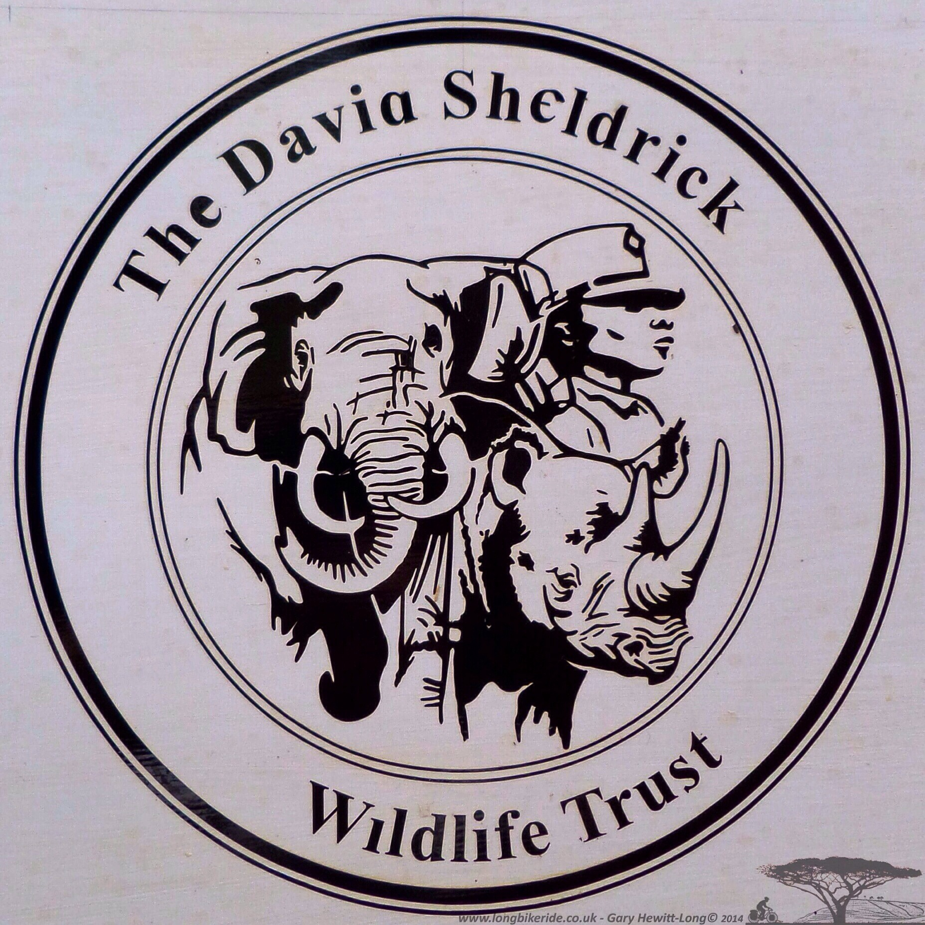 The David Sheldrick Trust, Kenya