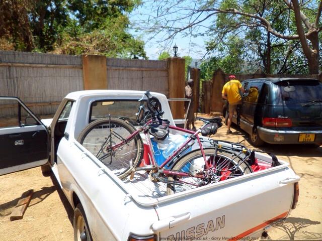 Hitching back from Nkhata Bay to Mzuzu