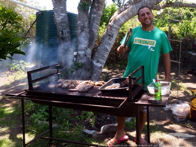 Domincue the Braai Master