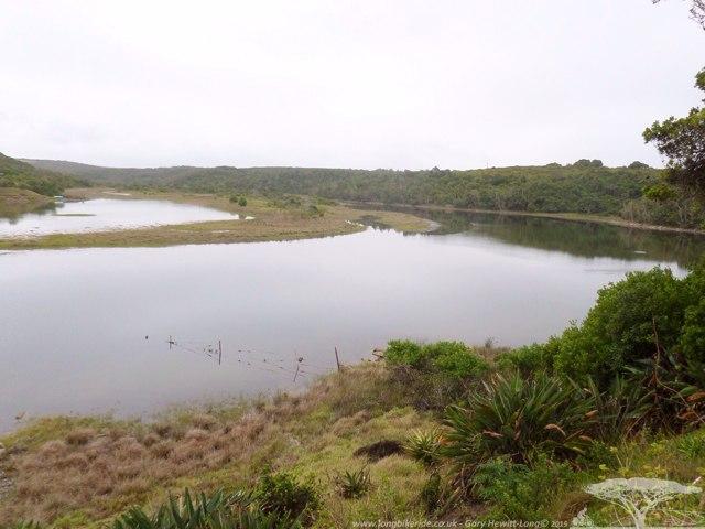 View over the East Kleinmonde