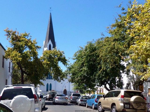 Stellenbosch Moederkerk (Mother Church)
