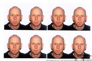 Multiple Passport Photos