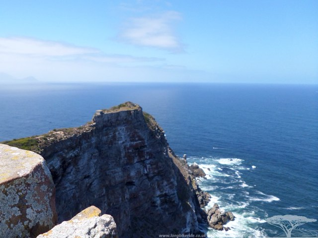 Looking toward Cape Point